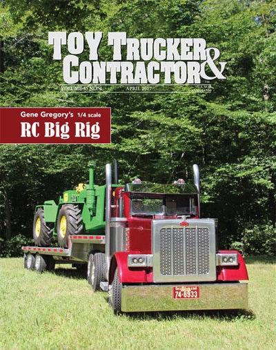 Toy Trucker Magazine