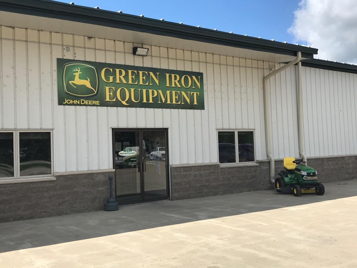 Green Iron Equipment